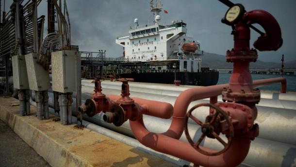 Verunsicherter Ölmarkt