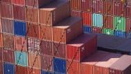 Container in Schanghai: Und wo steht Ihrer?