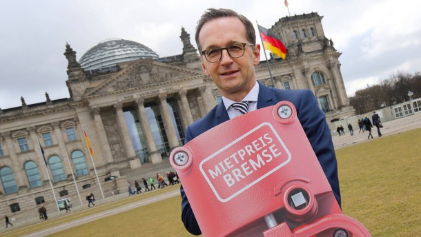 Bundestag beschließt Mietpreisbremse