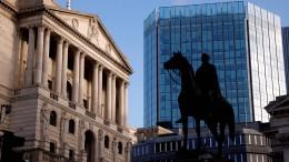 Britische Notenbank verlangsamt Anleihekäufe