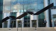 Sitz der Deutschen Börse AG in Eschborn bei Frankfurt am Main