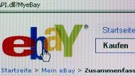 Abbruch von Ebay-Auktion kann teuer werden