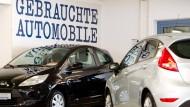Rückgabe von alten Neuwagen als neue Gebrauchtwagen möglich