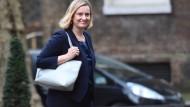 Amber Rudd, Arbeitsministerin von Großbritannien.