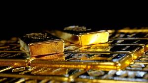 Goldnachfrage fällt trotz Inflationsangst