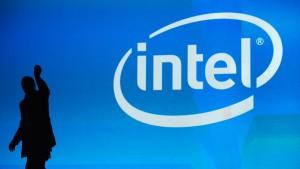 Schwacher PC-Markt bremst Intel