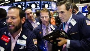 Dax als Spielball zwischen Wirtschaftsdaten und Charttechnik