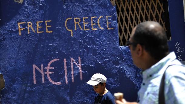 China-Ängste und Griechen-Drama halten Anleger in Schach