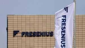 Fresenius-Aktie verliert nach Gewinnrückgang