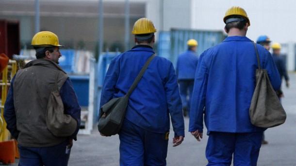 Bundesregierung verlaengert vorsorglich Kurzarbeitergeld