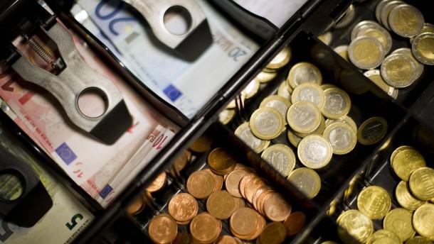 Der Tod des Bargeldes steht noch nicht bevor