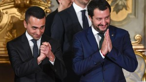 """Nur ein Konjunkturprogramm kann Italien retten"""