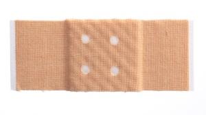 In den Finger geschnitten, aufs Knie gefallen, den Arm aufgeschürft; in diesen Fällen hilft ein Pflaster.