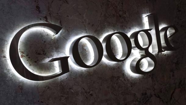 Google-Aktie kostet erstmals mehr als 1000 Dollar