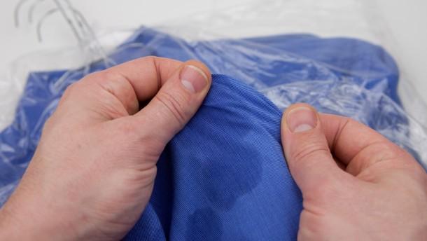 Urteil BGH Textilreinigung