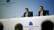 Die EZB enttäuschte mit ihrer jüngsten Entscheidung die Börsianer.