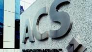 Starke Spanier: Baukonzern ACS