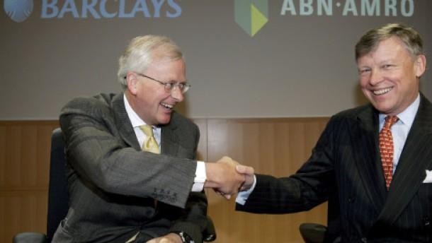 Neues Zertifikat ermöglicht Wetten auf weitere Bankenfusionen