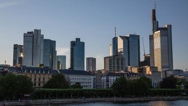 Deutsche Banken schleppen hohe Corona-Risiken mit sich