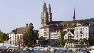 Luxuswohnungen in Zürich finden keine Mieter mehr