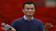 Der chinesische Unternehmer Jack Ma - auf einmal macht Peking in Sachen Internet alles richtig.
