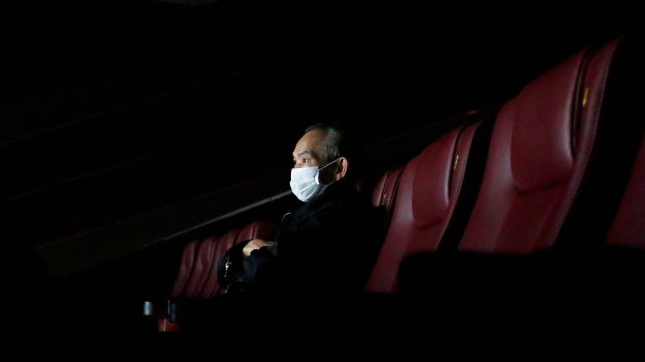 Schutz vor dem Coronavirus in Hongkong