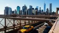 Seit Trumps Wahlsieg ist New York für die Finanzbranche wieder interessant geworden.