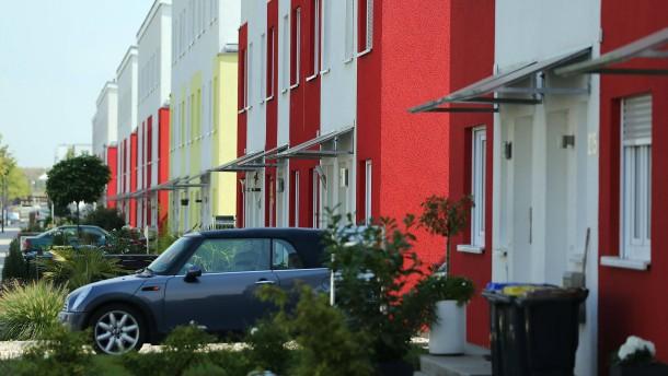 Das Bausparen boomt in Deutschland