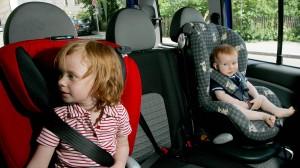 Eltern haben eine große Auswahl bei sicheren Kindersitzen.
