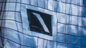 Die unheimliche Hausse der Bankaktien