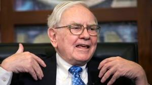 Buffett stellt sich seinen Kritikern