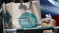 Wal-Mart-Aktionäre zittern vor Amazon