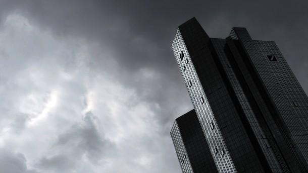 Deutsche Bank enttäuscht ihre Aktionäre