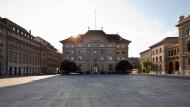 Wer hat's erfunden? Die Schweizer Notenbank in Bern verteidigt ihre Währung mit ungewöhnlichen Maßnahmen