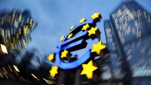 Europas Banken kommen leichter an Dollar