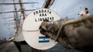 Teilerfolg für Argentinien vor Berufungsgericht