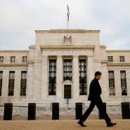 Federal Reserve Bank in Washington D.C.: Die Amerikaner könnten den Leitzins schon im kommenden Monat erhöhen.