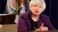 Yellen hält Zinserhöhung noch 2015 für wahrscheinlich