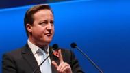 Im Sinne des Koran: David Cameron hofft auf islamische Finanzen