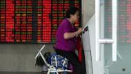 Chinas Baisse wird zur nationalen Krise