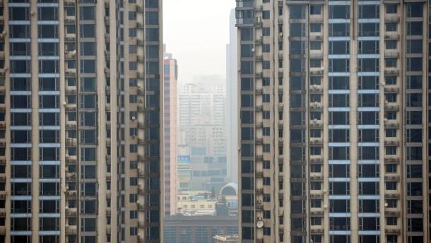 In Chinas Immobilienblase strömt neue Luft