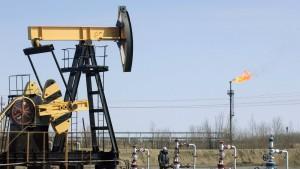 Rohölpreis in Euro so hoch wie nie