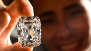 Der ewige Reiz der Diamanten