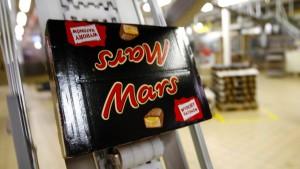 Mars warnt vor teuren Schokoriegeln