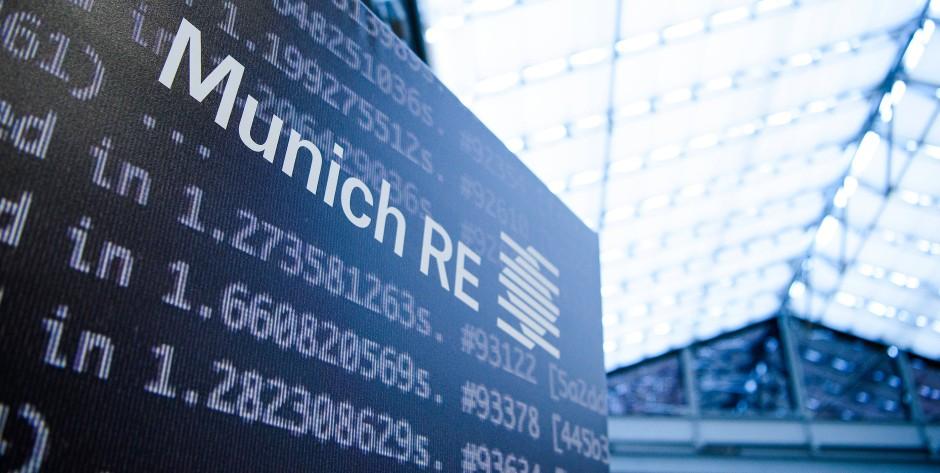 Kaum Freiheitsgrade in der Geldanlage und dennoch erfolgreich: die Munich Re