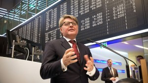 "Deutsche Börse plant ""Publikumsmagneten"""