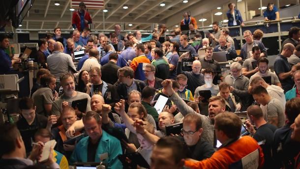 Führten Manipulationen zum Börsensturz?