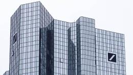 Deutsche Bank überweist versehentlich 28 Milliarden Euro