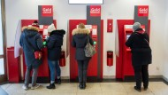 Wird es Geldautomaten schon in einigen Jahren gar nicht mehr geben?