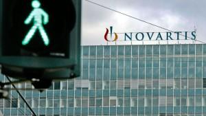 Novartis wirbelt den Schweizer Leitindex um